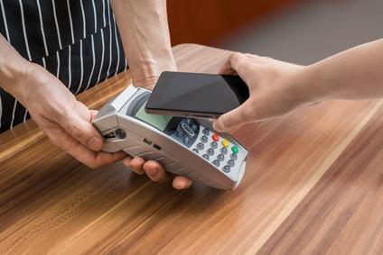 mobil mit dem handy bezahlen hat mobile payment eine. Black Bedroom Furniture Sets. Home Design Ideas