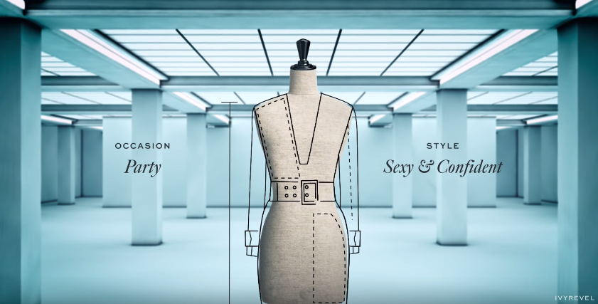 Data Dress wird designt