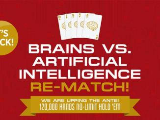 Brains vs. Artificial Intelligence Banner