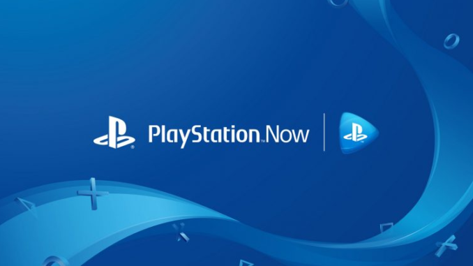 PlayStation Now Logo