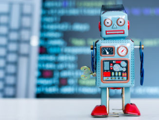 Chatbot / Social Bot mit Quellcode und Keyboard