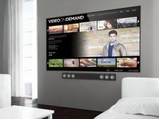 Video on Demand auf den Smart TV