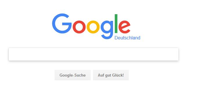 google persönliche suche